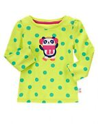 Gymboree Holiday Panda 4T