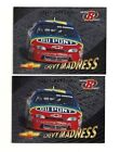 Pinnacle Lot Auto Racing Cards