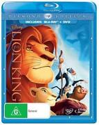 Lion King Blu Ray