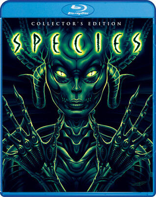 Species [New Blu-ray] Collector's Ed