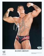 Randy Orton Autograph