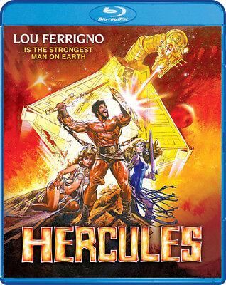Hercules [New Blu-ray] Widescreen (Movie Hercules 2017)