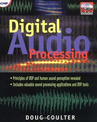 Digital Audio Processing (with CD-ROM)