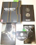 Call of Duty Black Ops Hardened Edition Xbox 360