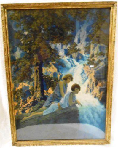 maxfield parrish original  prints
