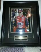 Jeff Gordon Framed