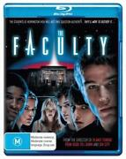 The Faculty Blu Ray