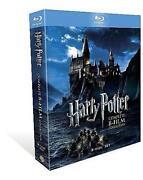 Harry Potter Blu Ray Box Set