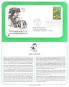 Postal Commemorative Society First Day Covers Stamps