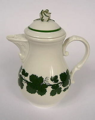 Meissen Jug with lid