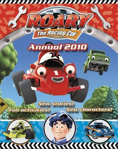 Roary the Racing Car - Roary Annual 2010,