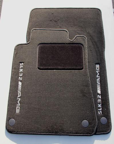 Mercedes oem floor mats ebay for Mercedes benz e350 floor mats