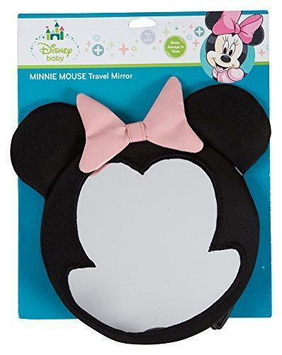 Disney Minnie Mouse Infant Rear Facing Travel Mirror
