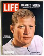 Mickey Mantle Life Magazine