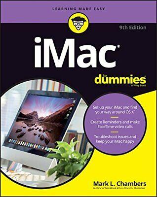 iMac For Dummies  9e segunda mano  Embacar hacia Mexico