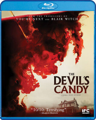 The Devil's Candy [New Blu-ray] Subtitled, - The Halloween Movie 2017