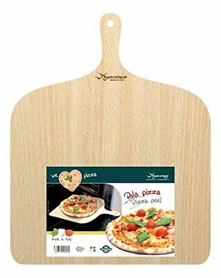 Eppicotispai Birchwood Pizza Peel 14.75 By 19.70 Cream