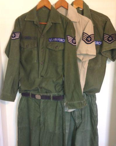 Vietnam Uniform Ebay