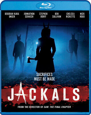 Jackals [New Blu-ray] Widescreen
