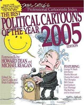 The Best Political Cartoons of the Year, 2005