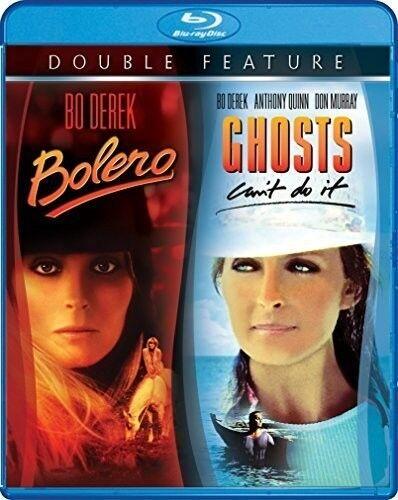 Bolero / Ghosts Can't Do It (2016, Blu-ray NEW)