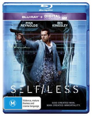 Selfless (Ryan Reynolds) Blu-ray, Region B