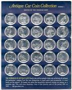 Franklin Mint Car Coins