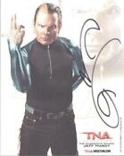 TNA Jeff Hardy Signed
