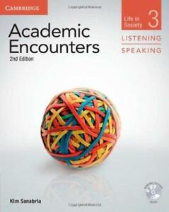 Used Academic Encounters Level 3 Student's Book