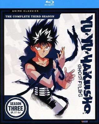 Yu Yu Hakusho: Season Three - Classic [New Blu-ray] Boxed Set