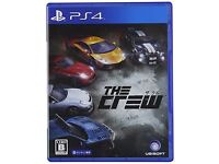 THE CREW PS4 !!!!