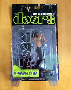 2001 McFarlane Spawn Jim Morrison Action Figure at JJ Sports