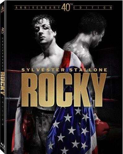Rocky 40th Anniversary Edition (2015, Blu-ray NEW)