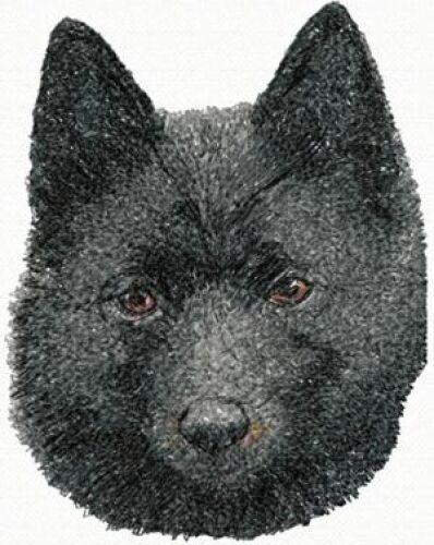 Embroidered Sweatshirt - Schipperke AED16334 Sizes S - XXL