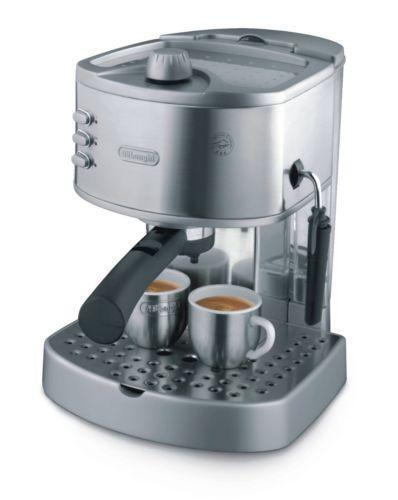 delonghi coffee machines ebay. Black Bedroom Furniture Sets. Home Design Ideas