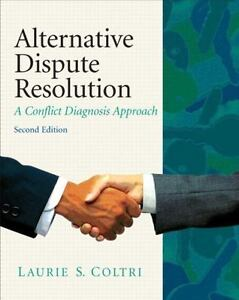 alternative dispute resolution paper 1 can an argument be made that alternative dispute resolution diminishes our constitutional rights to a fair trial compare and contrast the fairness between civil trial court procedure and the adr procedure involving a single mediator in a binding mediation.
