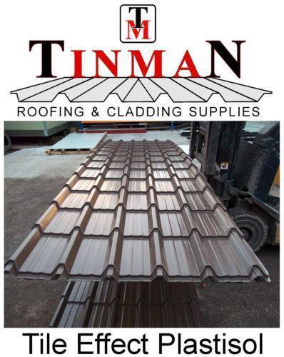 pvc roof tiles