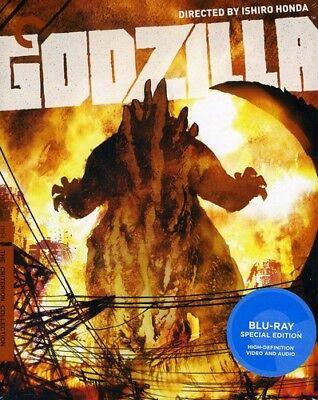 Godzilla (1954) (Criterion Collection) [New Blu-ray] Black & White, Full Frame