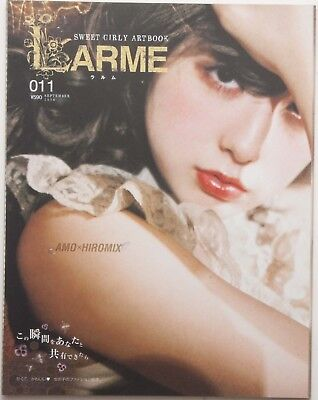 LARME 011 Japanese Kawaii Girls Magazine Cute Sweet Cawaii Fashion AMO HIROMIX