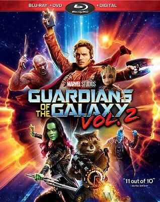 Marvel Guardians of the Galaxy Vol. 2 Volume Two on Blu-ray DVD & Digital