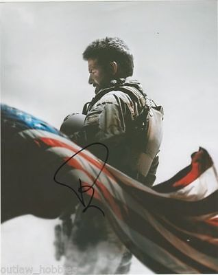 Bradley Cooper American Sniper Autographed Signed 8X10 Photo Coa  2