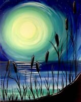 drop in family paint night