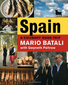 Spain...A Culinary Road Trip Cookbook, Hardcover, Mario Batali Kitchener / Waterloo Kitchener Area image 1