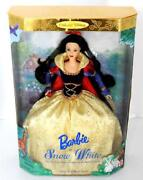Barbie as Snow White