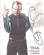 Jeff Hardy Autograph