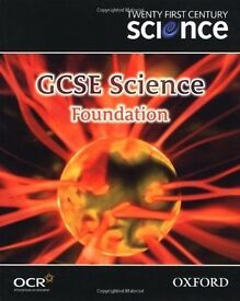 Wholesale Joblot Export Tuition group: Used GCSE Science Books, around £1 when buying in bulk