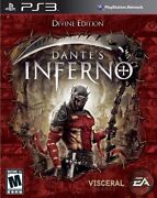 Dante's Inferno PS3 New