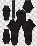 Batman Costume Pattern