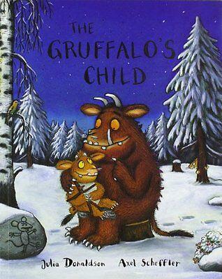 The Gruffalo's Child By Julia Donaldson, Axel Scheffler. 9781405020466