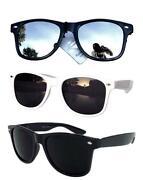 Mens White Sunglasses